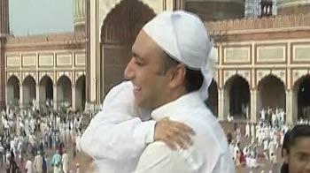 Videos : देशभर में ईद की रौनक