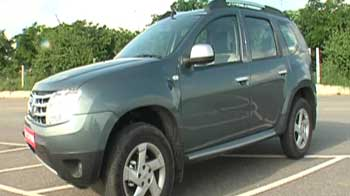 Video : CNB pits new Renault Duster against Mahindra XUV500 & Skoda Yeti