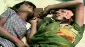 Video : गुजरात में खाई में गिरा ट्रैक्टर, 18 की मौत