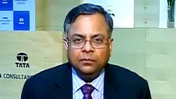 Video : Eurozone macros continue to be challenging: TCS CEO N Chandrasekaran