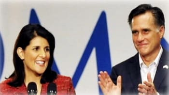 Video : Nikki Haley: The Indian-American star at the Republican National Convention 2012