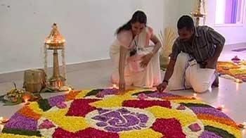 Video : Onam celebrations take over Chennai