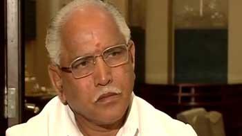 Video : NDTV Mid-Term Poll 2012: Has Yeddyurappa become a headache for the BJP in Karnataka?