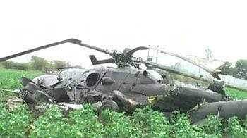 Video : 9 dead as two Indian Air Force choppers collide near Jamnagar