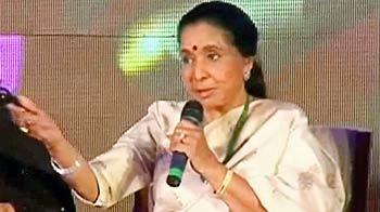 Videos : आशा भोंसले को राज की पार्टी ने दी धमकी