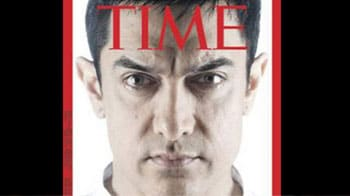 Video : The Satyamev effect: Aamir makes the cover of Time