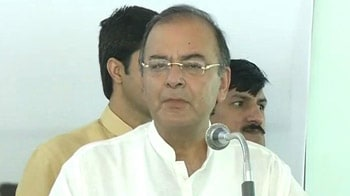 Video : Coal-gate makes Bofors scam look like a small scale industry: Arun Jaitley