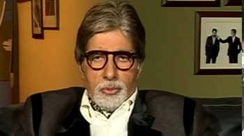 Video : Amitabh Bachchan to NDTV on being voted India's best actor