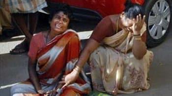 Video : 36 dead, 60 injured in fire at firecracker factory in Tamil Nadu