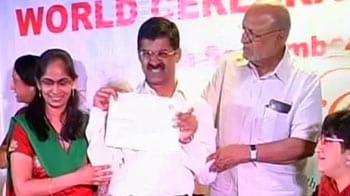Video : Celebrating achievement on first World Cerebral Palsy Day