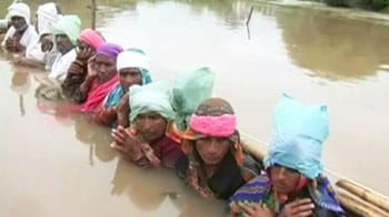 Video : No end to water protest in Madhya Pradesh