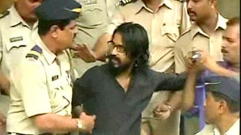 Video : Cartoonist Aseem Trivedi held on sedition charge for 'mocking the constitution'