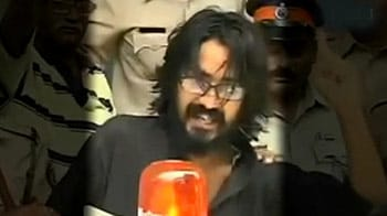 Video : Won't apply for bail, drop sedition charge first: Cartoonist Aseem Trivedi