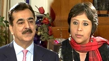 Video : I share a good equation with Manmohan Singh: Gilani to NDTV