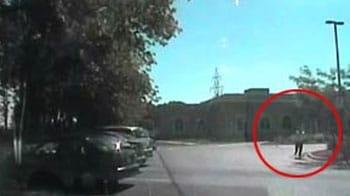 Video : US gurudwara shooting video shows gunman opening fire