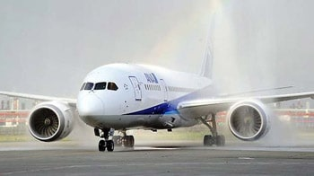 Video : Air India gets its first Dreamliner