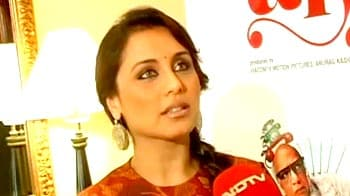 Video : Rani talks about her role in <i>Aiyyaa</i>