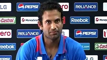 Video : Five-wicket hall will boost my confidence: Irfan Pathan