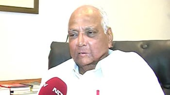 Video : Mamata suggests it's game over, Pawar says she was consulted about FDI