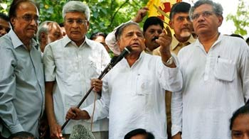 Video : Is Mulayam Singh Yadav emerging as face of Third Front?