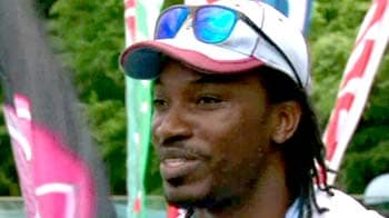 Chris Gayle spills out his birthday plans
