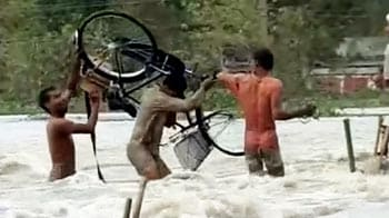 Video : Situation worsens in Assam, half the state flood hit