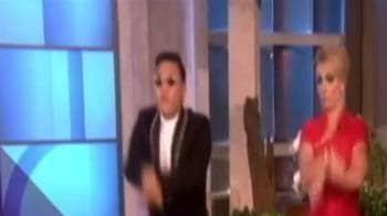 Video : 'Gangnam style' makes YouTube history