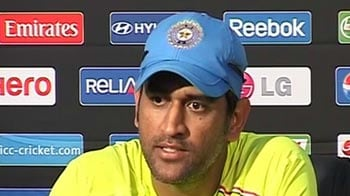 India to play five bowlers vs Australia, says Dhoni