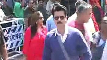 Videos : उद्योगपति की बेटी की शादी में बॉलीवुड हुआ दीवाना
