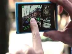 Friday and Nokia City Lens app review