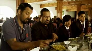 Video : Rocky, Mayur visit Lawrence School Lovedale, Ooty