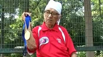 Video : Marathon 'Mann' Kaur