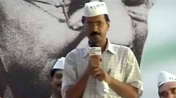 Video : This is your party, not mine, says Arvind Kejriwal