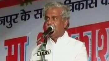 Video : Jaiswal's sexist remark about 'old wives'