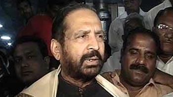 Video : What taint? Kalmadi, Raja back on parliamentary committees
