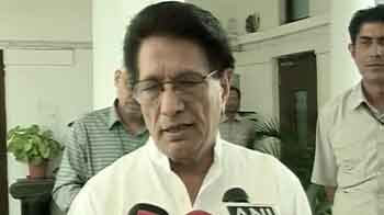 Video : Ball in Kingfisher's court, says Aviation Minister Ajit Singh