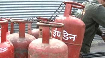 Video : Price of cooking gas hiked; BJP to protest on Oct 12
