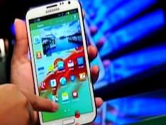 Samsung Galaxy Note II Easy Clip challenge