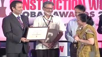 Video : Winners of 10th Construction World Global Awards 2012