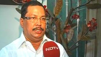 Video : Maharashtra irrigation scam: Congress legislator demands CBI probe