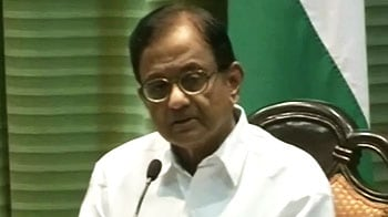 Video : India is deeply locked into the global economy: Chidambaram
