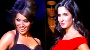 Video : Bipasha a woman with substance, Katrina gels with fans