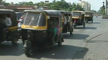 Video : Auto, taxi fares hiked in Mumbai, third time in a year