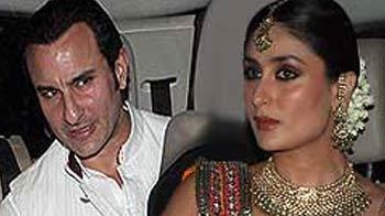 Video : Saif, Kareena kickstart pre-wedding celebrations