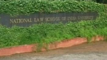 Video : National Law Institute student in Bangalore alleges rape by eight men