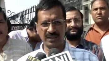 Video : Gadkari expose tip of the iceberg: Arvind Kejriwal