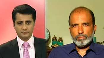 Video : Ex-cop targets Pawars and Kejriwal