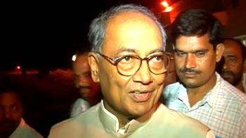 Video : Court orders Central Bureau of Investigation inquiry against Digvijaya