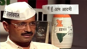Video : If we are a B-team, it is of the people of India: Kejriwal to NDTV