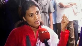 Video : I am just a temporary substitute for Jagan, says sister